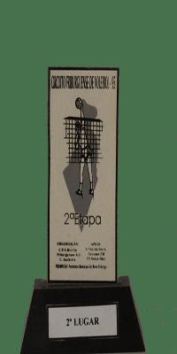 CIRCUITO FRIBURGUENSE DE VOLEIBOL 1995