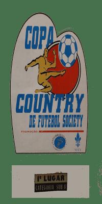 COPA COUNTRY DE FUTEBOL SOCIETY SUB 8
