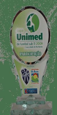 COPA UNIMED DE FUTEBOL 2009