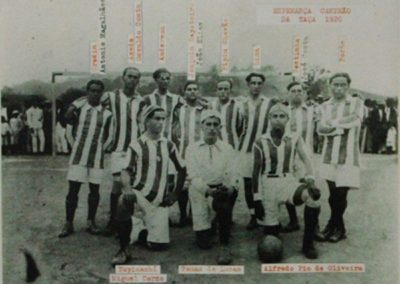 ESPERANÇA F.C 1920