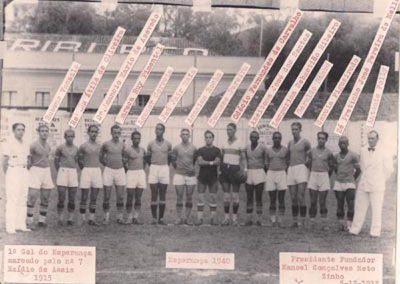 ESPERANÇA F.C 1940
