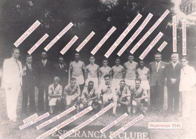 ESPERANÇA F.C 1941