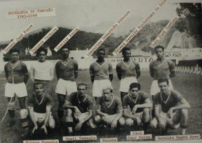 ESPERANÇA F.C 1943 E 1944
