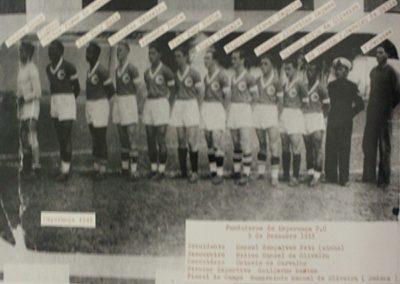 ESPERANÇA F.C 1945