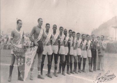 ESPERANÇA F.C 1948 1 CAMPEÃO