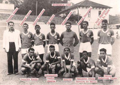 ESPERANÇA F.C 1948