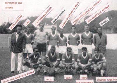 ESPERANÇA F.C 1949 JUVENIL