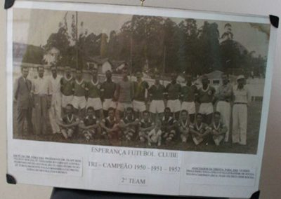 ESPERANÇA F.C 1950, 51 E 52