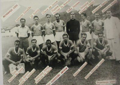 ESPERANÇA F.C 1950 SEGUNDO TIME