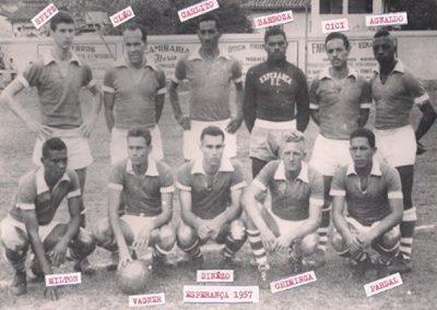 ESPERANÇA F.C 1957
