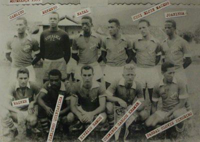ESPERANÇA F.C 1959 2 QUADRO
