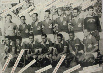 ESPERANÇA F.C 1961