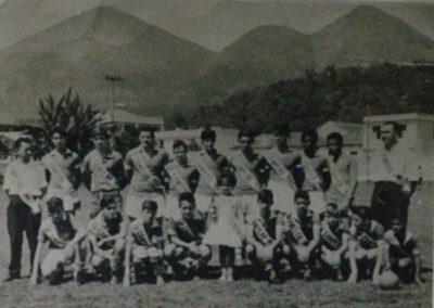 ESPERANÇA F.C 1962