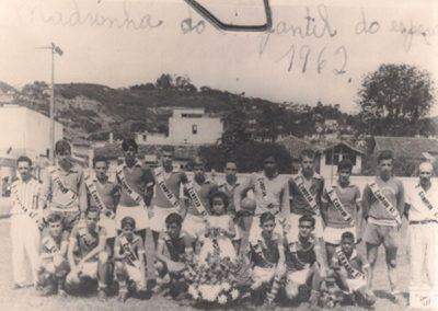 ESPERANÇA F.C 1962 INFANTIL