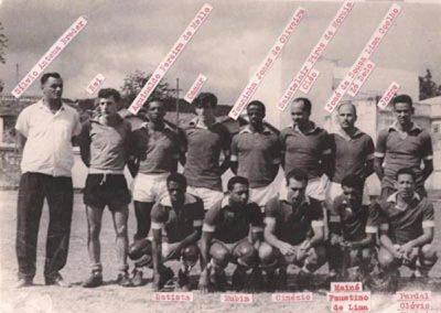 ESPERANÇA F.C 1963