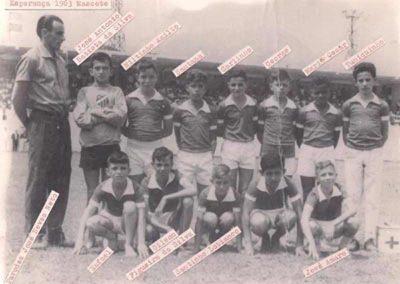 ESPERANÇA F.C 1963 MASCOTE