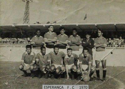 ESPERANÇA F.C 1970