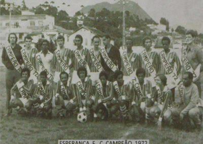 ESPERANÇA F.C 1972