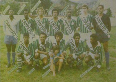 ESPERANÇA F.C 1972 CAMPEÃO