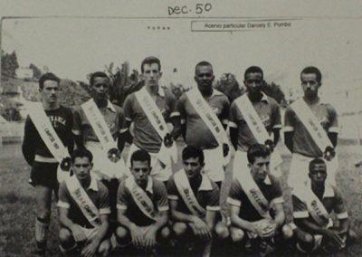 ESPERANÇA F.C DÉCADA DE 50