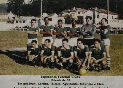 ESPERANÇA F.C DECADA DE 60