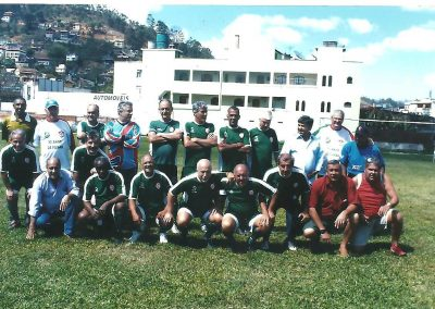 ESPERANÇA F.C VETERANOS 2010