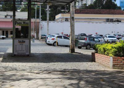 Estacionamento Sede Centro