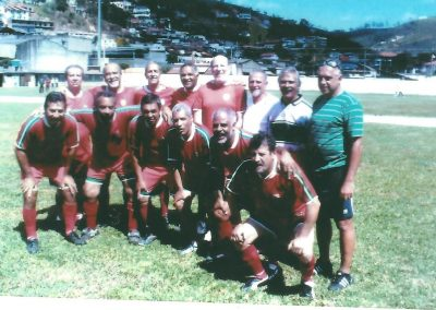 FRIBURGO F.C VETERANOS 2010