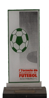 PRIMEIRO TORNEIO DE FUTEBOL N.F.F.C CAMPEÃO