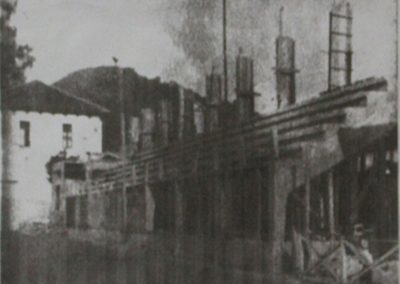 CAMPO DO FRIBURGO F.C 1954
