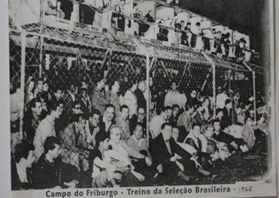 CAMPO DO FRIBURGO F.C 1962