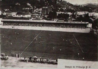 CAMPO DO FRIBURGO F.C