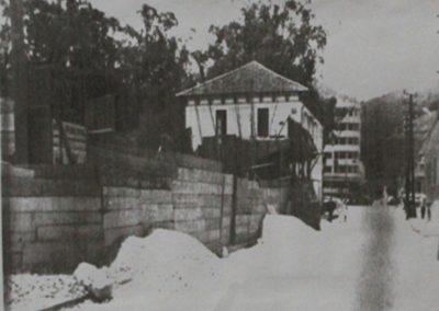 CAMPO DO FRIBURGO F.C EM CONSTRUÇÃO