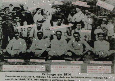 FRIBURGO F.C 1914