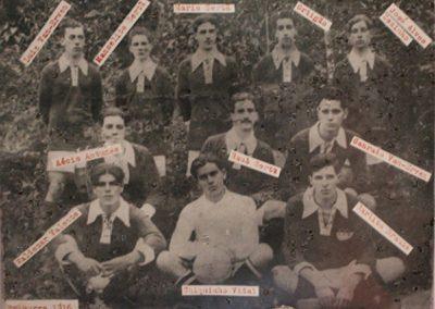 FRIBURGO F.C 1916