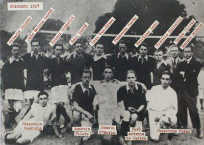 FRIBURGO F.C 1917