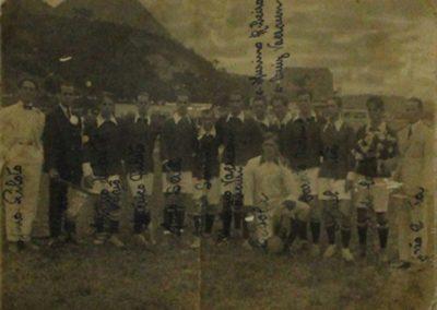 FRIBURGO F.C 1918