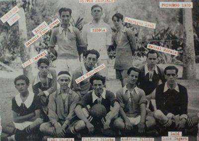 FRIBURGO F.C 1920