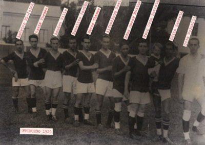 FRIBURGO F.C 1929