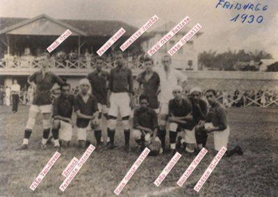 FRIBURGO F.C 1930