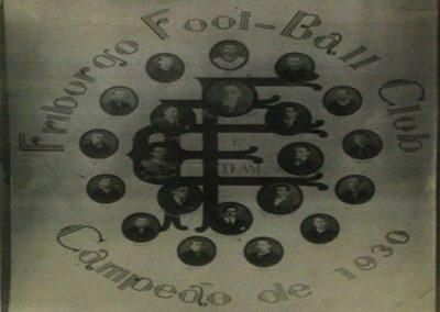 FRIBURGO F.C 1930 CAMPEÃO
