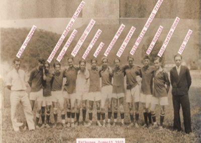 FRIBURGO F.C 1931