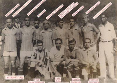 FRIBURGO F.C 1933