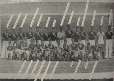 FRIBURGO F.C 1937