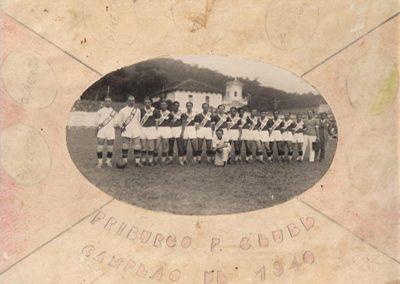 FRIBURGO F.C 1940