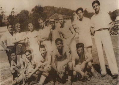 FRIBURGO F.C 1941
