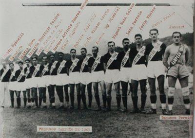 FRIBURGO F.C 1945