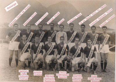 FRIBURGO F.C 1945,46 E 47