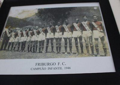 FRIBURGO F.C 1946