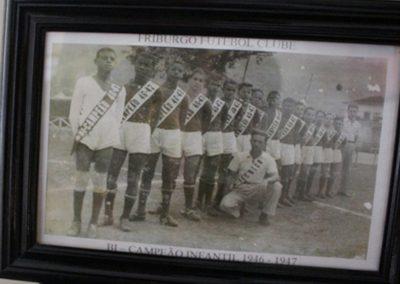 FRIBURGO F.C 1946 E 1947